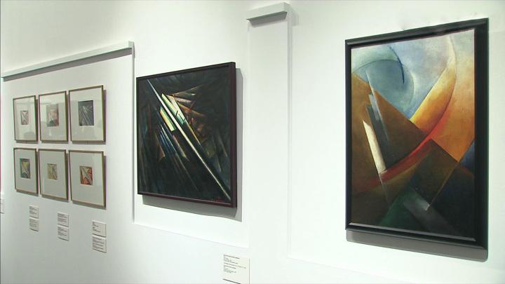 В Новой Третьяковке выставка Ивана Кудряшова