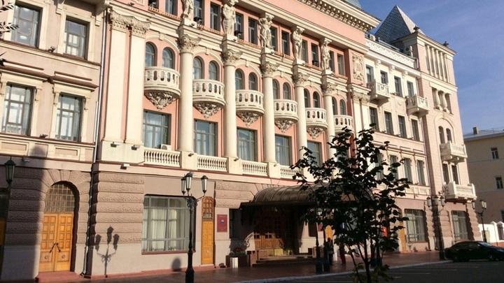 В здании администрации Оренбурга проходят обыски