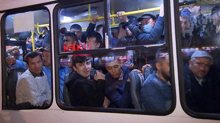Таджикским мигрантам дополнительно разъяснят необходимость соблюдать российские законы