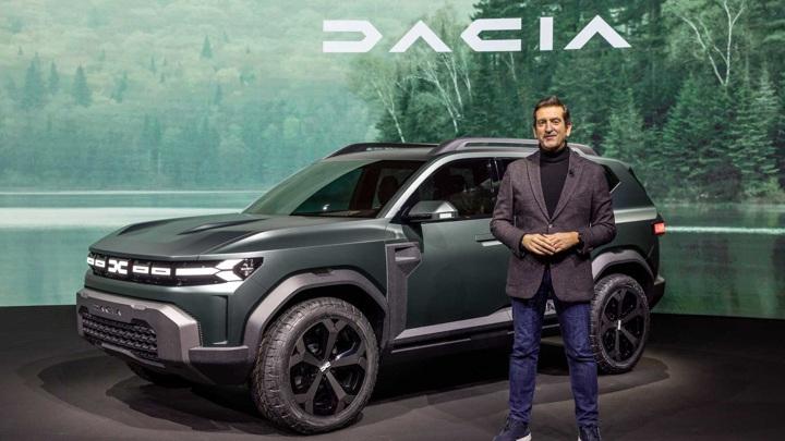 Первые изображения Lada Niva: почти как Dacia Bigster