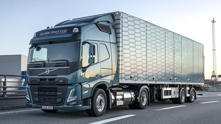 Калужский завод Volvo начал выпуск грузовиков нового поколения
