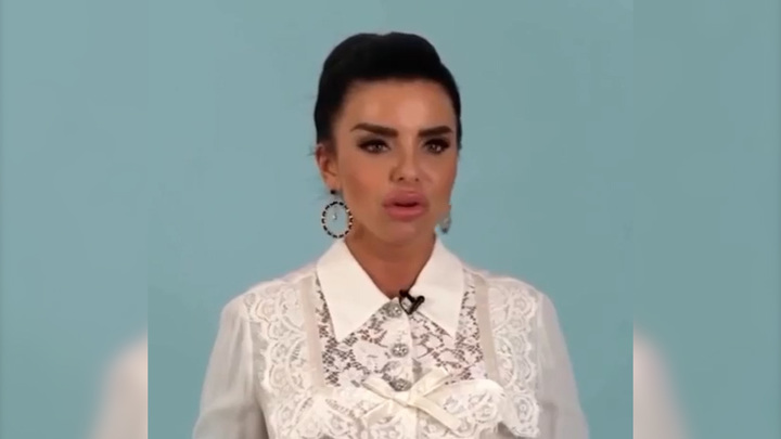 Юлия Волкова раскритиковала тех, кому не нравятся ее губы