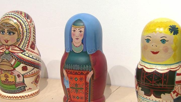 Работы воспитанников детских домов выставлены в музее декоративно-прикладного искусства