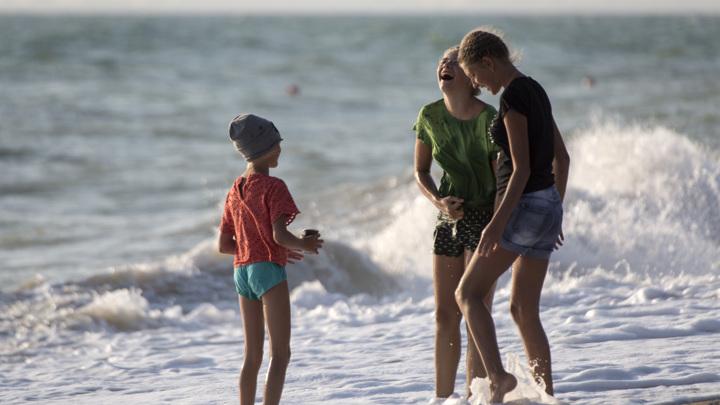 В России официально открывается купальный сезон
