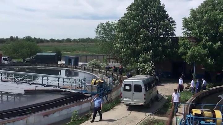 """В гибели людей под Таганрогом обвинили главного инженера """"Водоканала"""""""