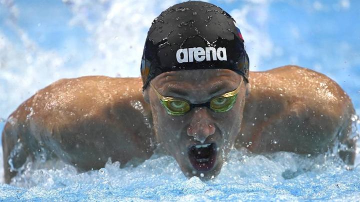 Плавание. Илья Бородин с рекордом выиграл золото на Евро-2021