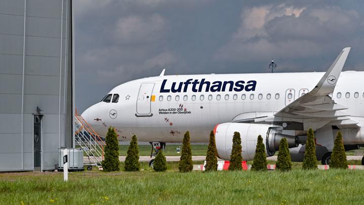 Lufthansa со 2 июля начнет выполнять рейсы из Дюссельдорфа в Краснодар