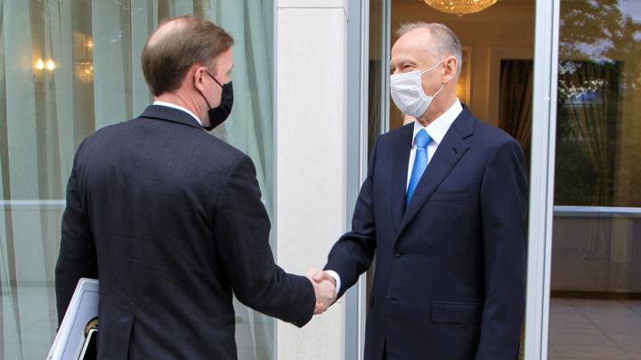 Фото: Пресс-служба аппарата Совета безопасности России/ТАСС