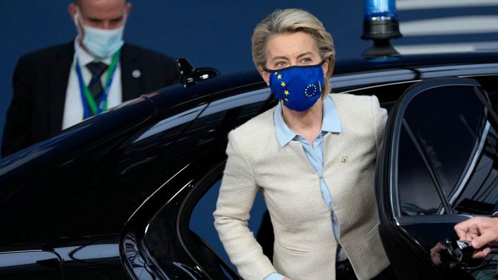 Глава Еврокомиссии порассуждала о принудительном труде и налогах