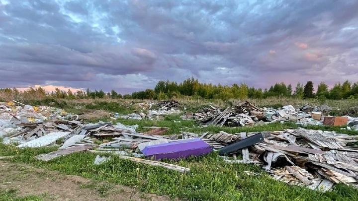 Начались работы на свалке бурятского поселка Селенгинск