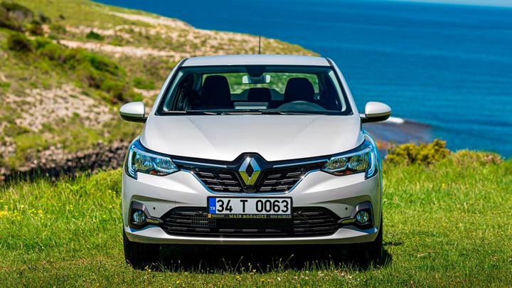 Небюджетный: Renault начала продажи нового Logan