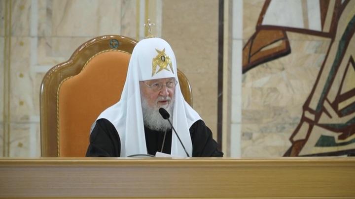 Патриарх Кирилл напомнил о вечной жизни