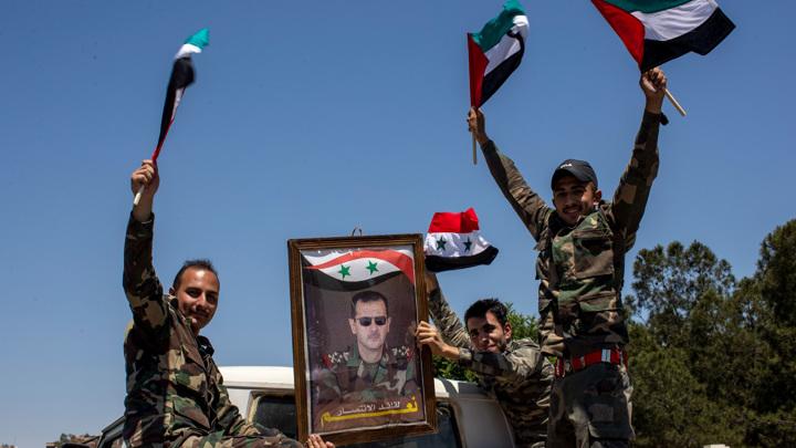 Боевики готовят провокацию в день инаугурации президента Сирии