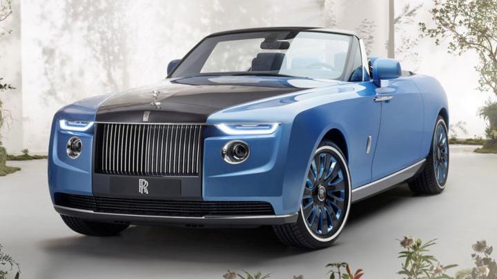 Rolls-Royce представил самый дорогой автомобиль в мире