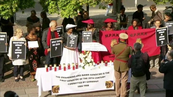 Германия признала геноцидом убийства коренного населения Намибии
