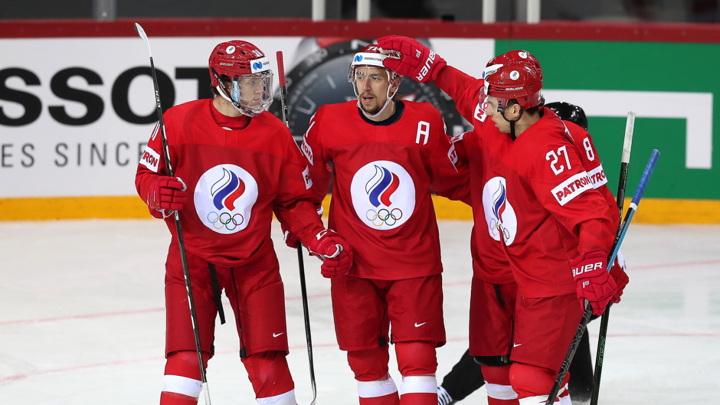 Сборная России обыграла Швейцарию в матче чемпионата мира