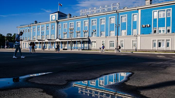 Новый температурный рекорд установлен в Мурманске