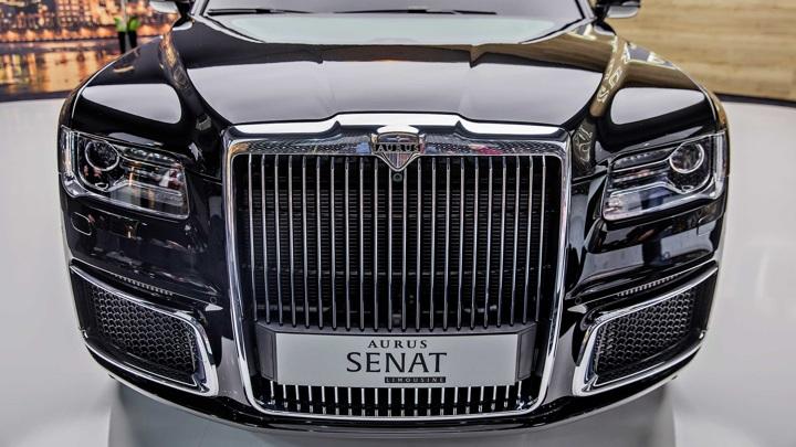 Aurus намерен поставлять до 80% авто на экспорт