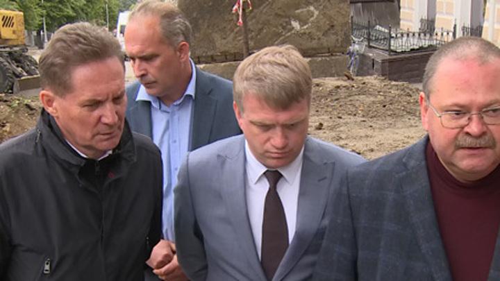 Врио губернатора Пензенской области прокомментировал вырубку многовековых лип