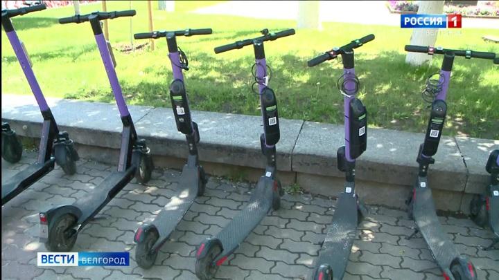 В Петербурге проводятся обыски в крупных сервисах аренды самокатов