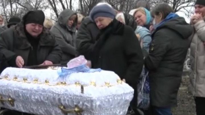 Мама убитого в ДНР 5-летнего мальчика получает гражданство РФ