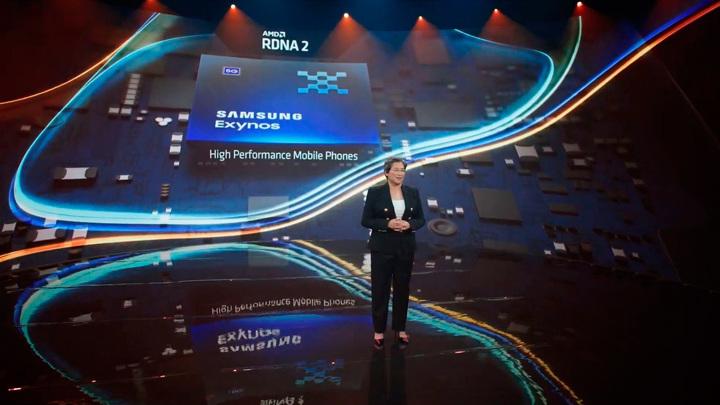 Samsung и AMD обеспечат смартфоны графикой уровня PlayStation 5