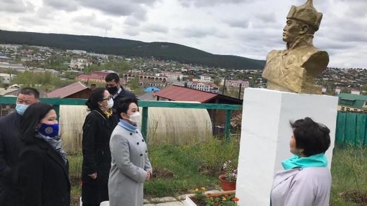 Министр иностранных дел Монголии посетила Бурятию