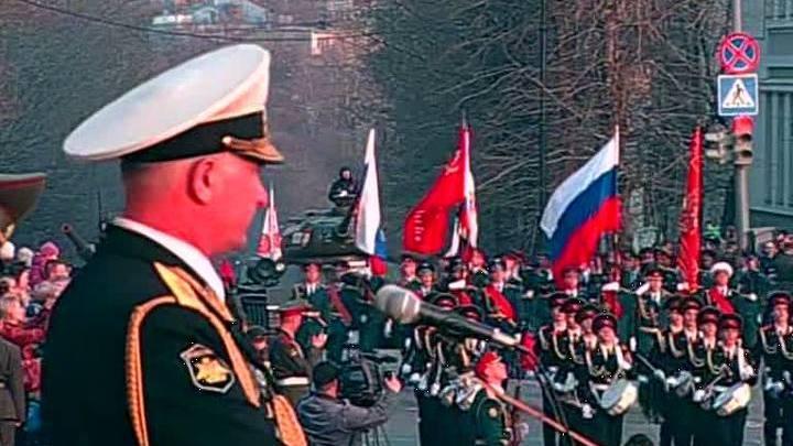 Буду ходить на парад, пока жив: Россия чествует ветеранов