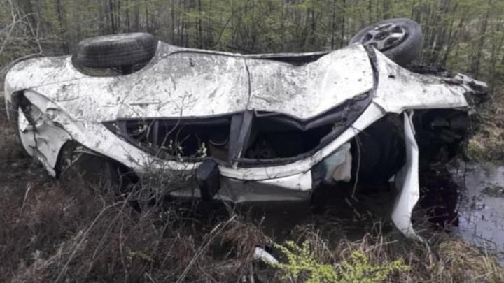 На Колыме погиб 22-летний водитель без прав