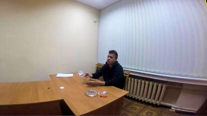 Протасевич признал вину в организации действий, нарушающих общественный порядок