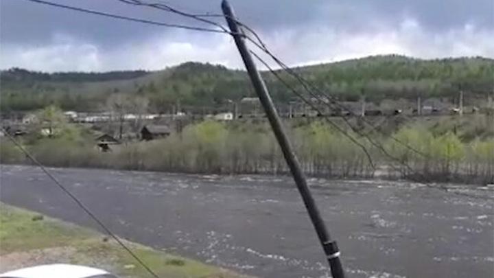 Комиссия по ликвидации последствий паводков создана в Забайкалье