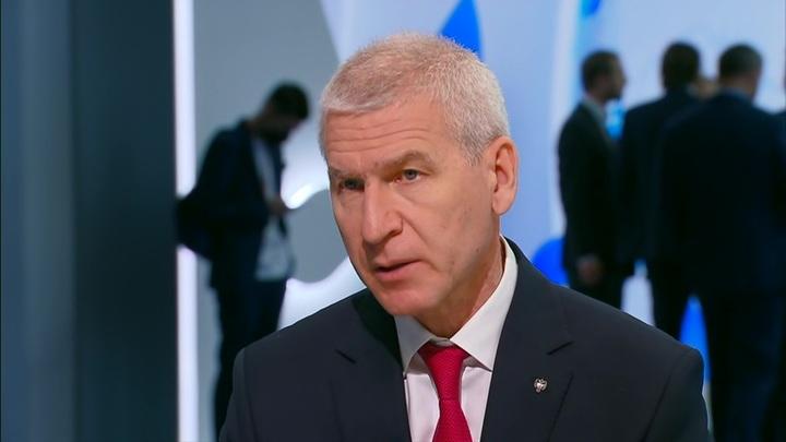 Матыцин сообщил, сколько получат российские спортсмены за медали Игр-2020