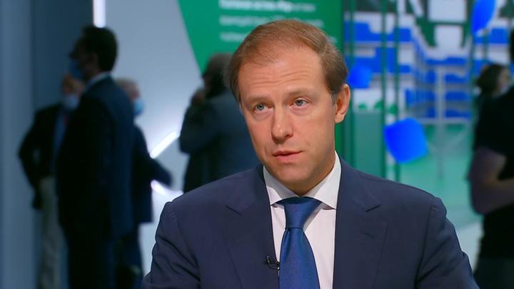 Мантуров: Россия заинтересована в запуске промсборки российских автомобилей в Египте