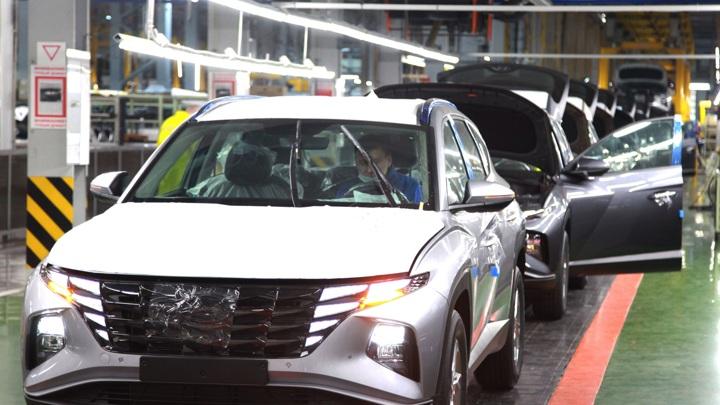 В Калининграде стартовал выпуск нового кроссовера Hyundai Tucson