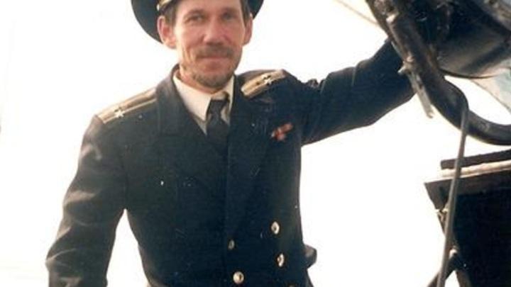 капитан 2 ранга в отставке Бондаренко Александр Алексеевич