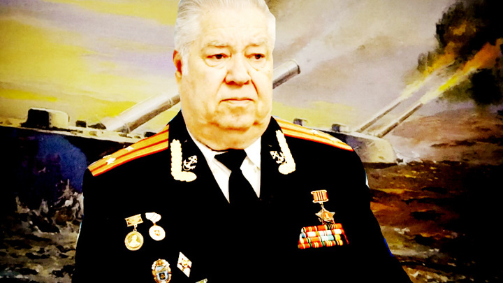полковник Салагаев Борис Иванович