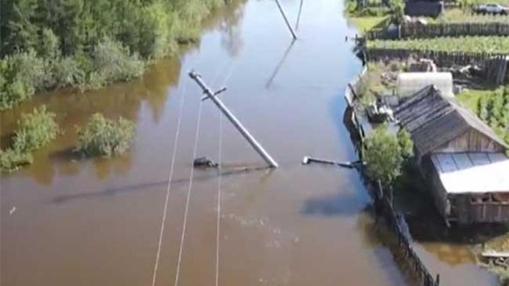В большинстве рек Забайкалья ожидается подъем уровня воды