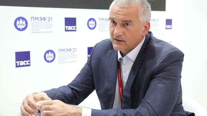 Аксенов: среди владельцев недвижимости в Крыму много борцов с российским государством