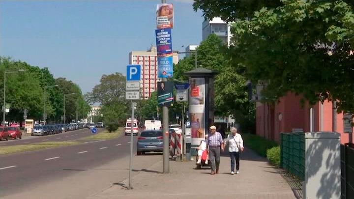 ХДС лидирует на региональных выборах в Саксонии-Анхальт