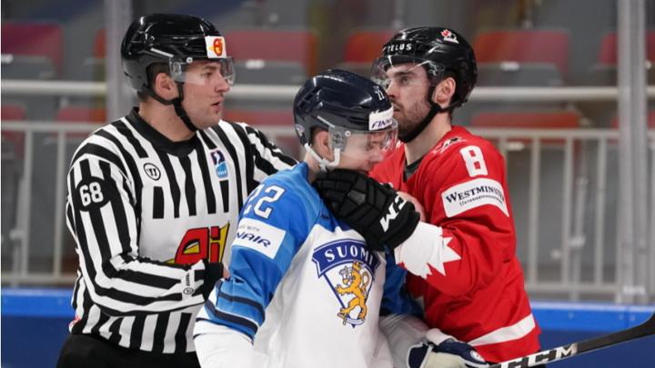 Финляндия и Канада сыграют в финале чемпионата мира по хоккею