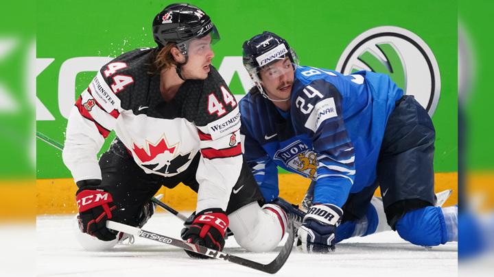 Хоккеисты Канады выиграли у финнов финал чемпионата мира