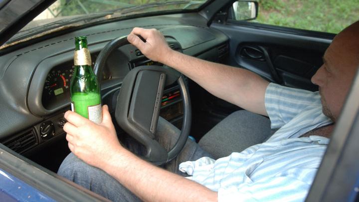 За повторную пьяную езду будут сажать на 3 года