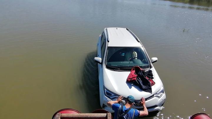 Красноярский край тонет под натиском паводка
