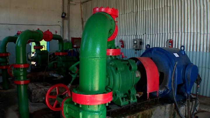В Пермском крае в городе Оса решат проблему нехватки воды