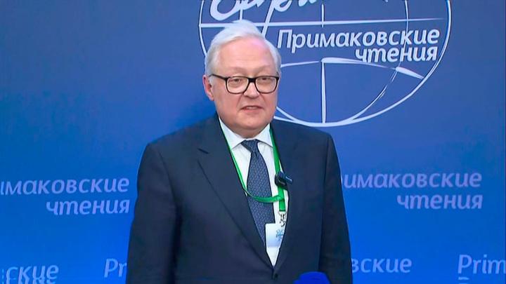 РФ считает неприемлемым военное присутствие США в странах Центральной Азии