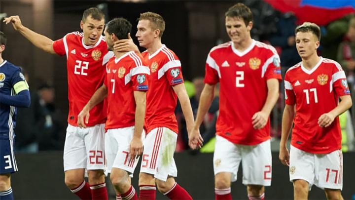 Матч квалификации чемпионата мира Россия – Словакия пройдет в Казани