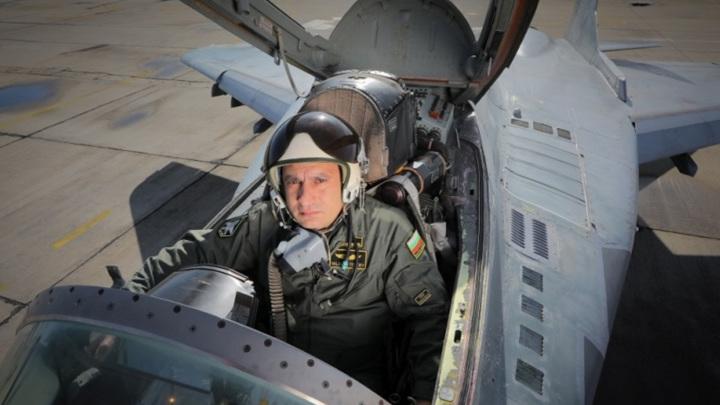 Пилот погиб при крушении МиГ-29 на учениях в Болгарии