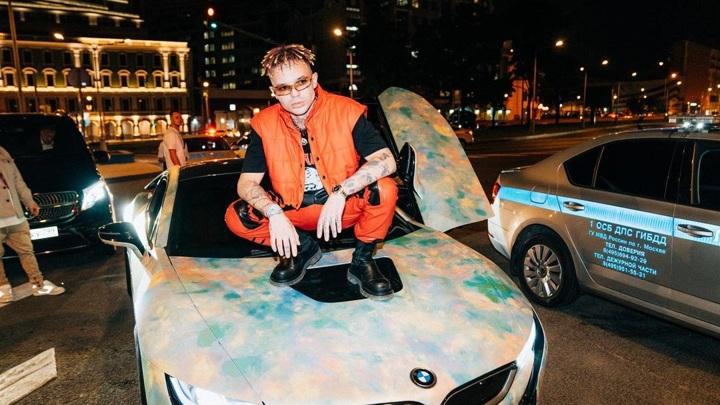 Элджея лишили водительских прав и оштрафовали
