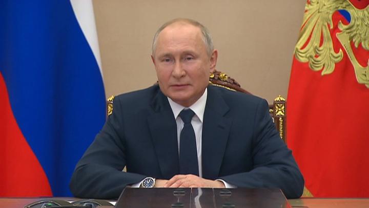 Путин поздравил нового премьер-министра Израиля