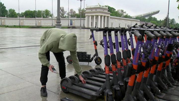 Мосгордума направит в правительство ограничения для электросамокатов